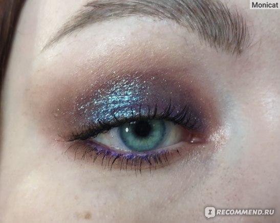 Палетка теней для век Lamel Professional Your Secret eyeshadows kit фото