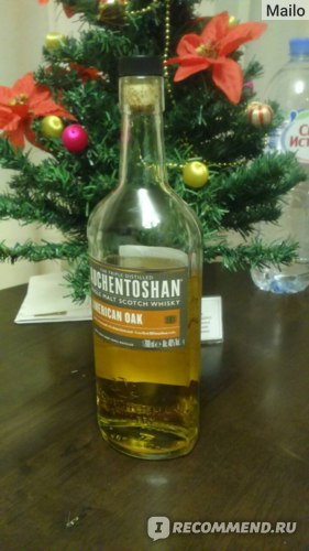 Виски Auchentoshan American Oak  фото
