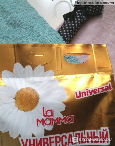 Стиральный порошок концентрат La Mamma Универсальный фото