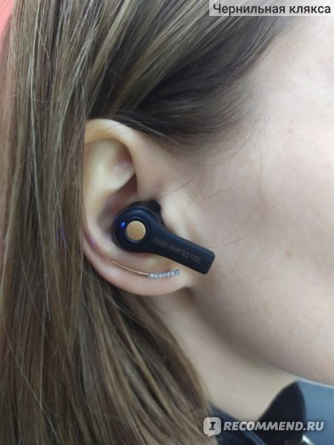 Беспроводные наушники Aliexpress TS-100 TWS Wireless Bluetooth 5.0 Earphone With Mic Charging Box Headphone Game Headsets Sport Earbuds For Android PK i12 i90000 фото