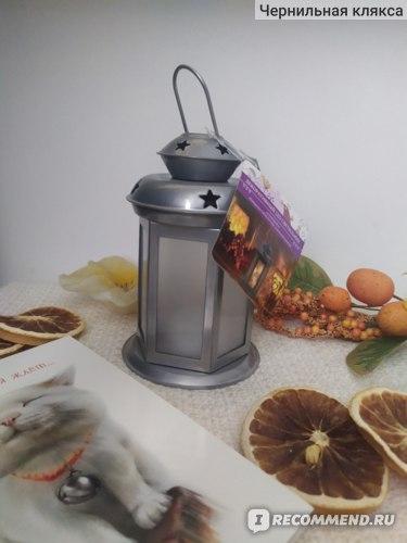 Светильник Fix Price Декоративный LED на батарейках арт. AQ0439 фото