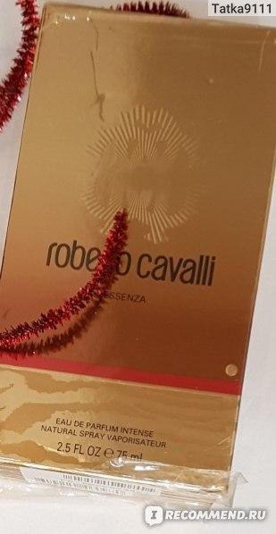 Roberto Cavalli Essenza фото
