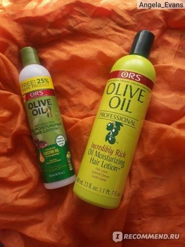 Лосьон для волос ORS Olive Oil Incredibly Rich Oil Moisturizing Hair Lotion