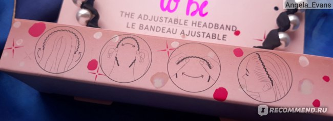 Invisibobble Hairhalo We're Ornament To Be
