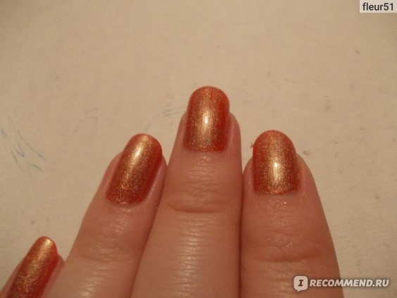 Лак для ногтей Eveline Holografic Shine фото