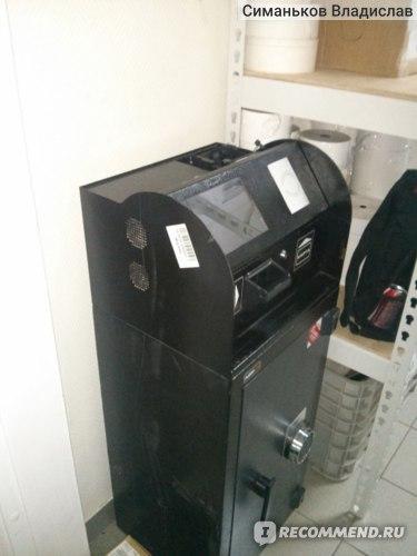 Результат доставки - пустое гнездо вместо принтера для чеков