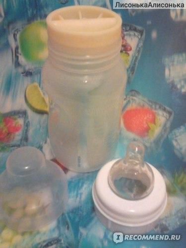 Бутылочка для кормления Dr.Brown Natural Flow с широким горлышком фото