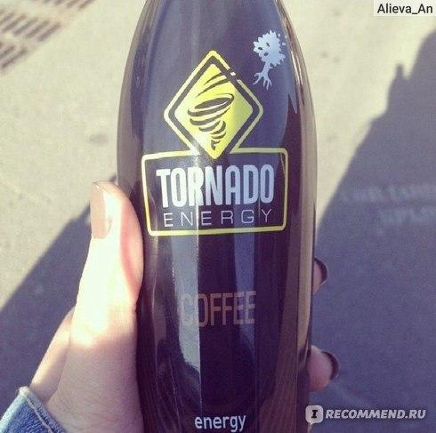 "Энергетический напиток Global functional ОАО ""Компания Росинка"" Tornado Energy фото"