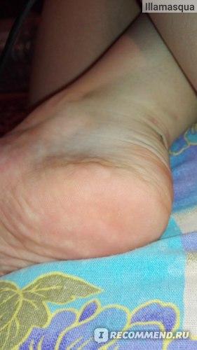 Крем-пилинг для ног Natura Siberica Обновление и смягчение кожи фото