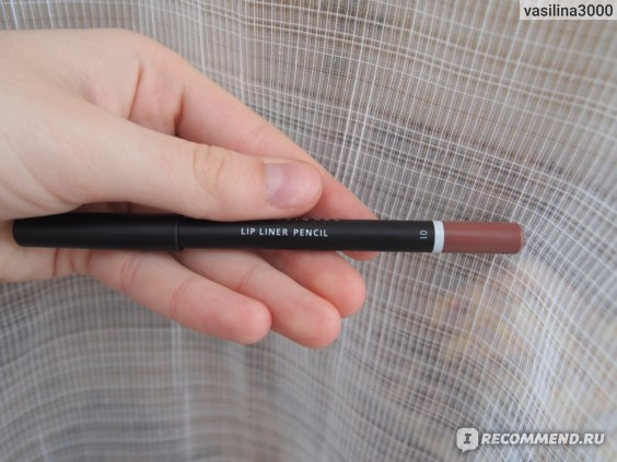 Карандаш для губ Lamel Professional Lip liner pencil фото