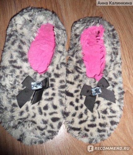 c11e8bfcb Домашняя обувь AVON Тапочки