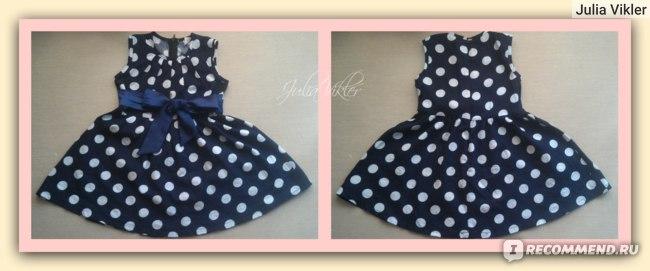 4000af17734 Платье AliExpress New Cotton Dresses For Girls Summer - «Летнее ...