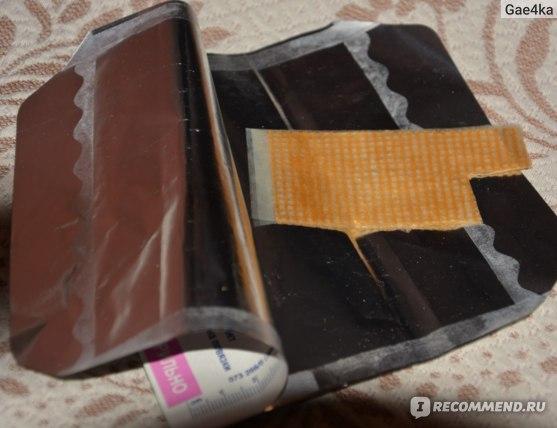 Ранозаживляющая повязка HARTMANN Бранолинд Н с перуанским бальзамом фото