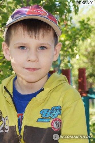 Мой сын Гордей