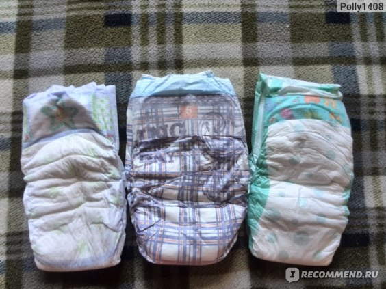 сравнение Pampers Premium Care, Pufies Fashion Collection, Baby Likes.