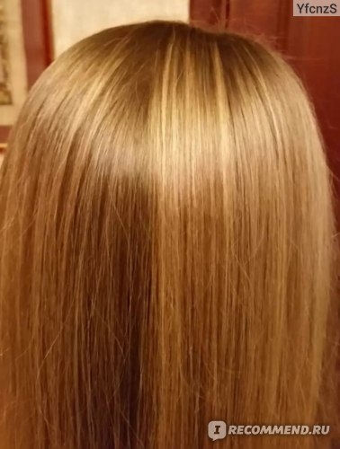 Сухие волосы после использования  шампуня