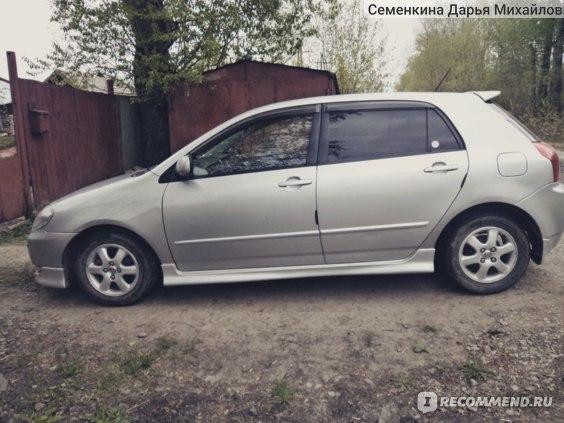 Toyota Runx - 2001 фото