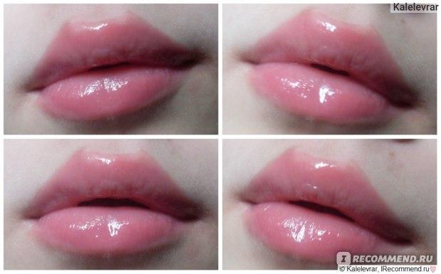 Блеск для губ Marya K Silk gloss фото