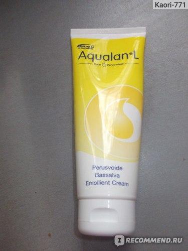 Крем Orion Pharma Aqualan L фото