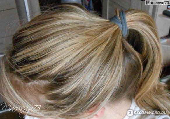 Оттеночный бальзам для волос  CONCEPT Эффект арктический блонд фото