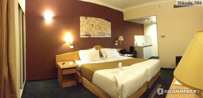 Общий план комнаты