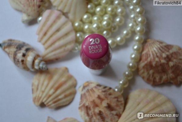 Губная помада Pupa DIVA'S ROUGE  фото