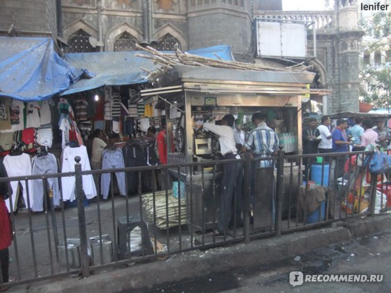 улица Мумбаи