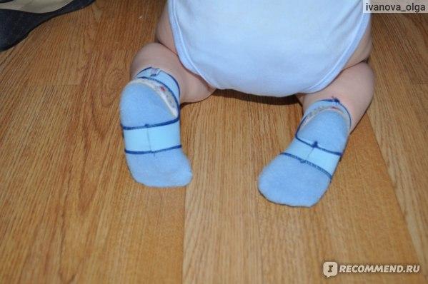 Наносочники Sock Ons 6-12 месяцев фото