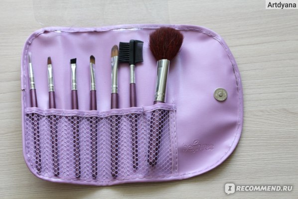 Кисти для макияжа Aliexpress 1Set Cosmetic Makeup Brush Professional Brushes Set for Face/Eye/Lip фото
