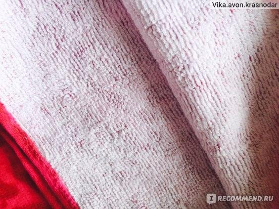 Полотенце пляжное с кармашком Avon  фото