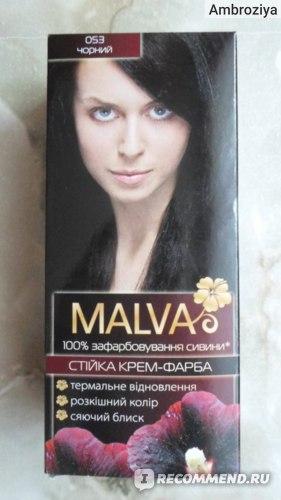 Стойкая крем-краска Acme color Malva  фото