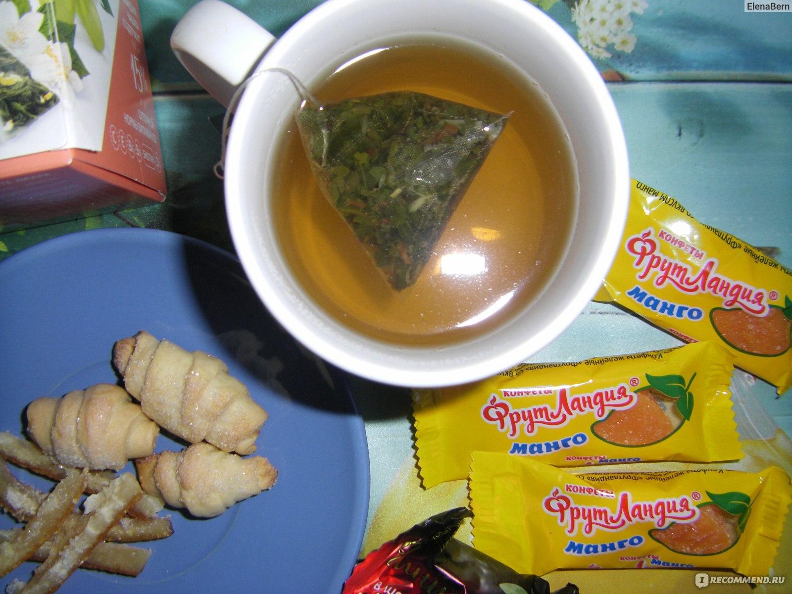 что лучше есть с чаем